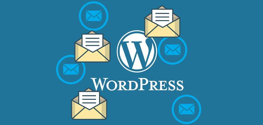 Меняем отправителя почты на сайте WordPress